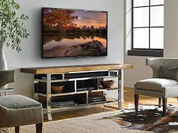 Media Console Furniture by Studio Designs Katara Live Edge Media Console Lexington Home Brands