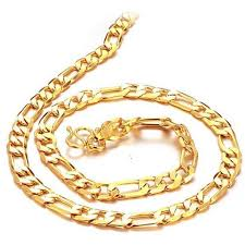 chunky necklace chain images New men gift plated chunky necklace curb cuban link chain necklace jpg