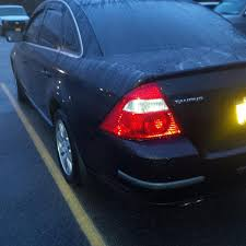 2010 ford taurus aftermarket tail lights five hundred tail lights on my 09 taurus car club of america