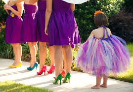 colors that match with purple what color shoes to wear with purple dress for bridesmaids