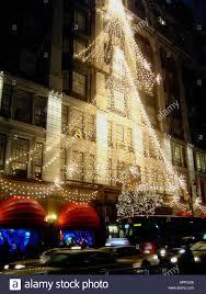 urban scene of macys department store at herald square in new york