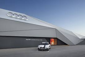 audi dealership exterior audi if world design guide