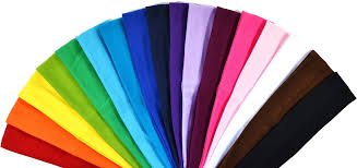 stretchy headbands stretch headbands colors digital vinyl