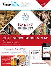 Buca Winchester Va by Kosherfest 2017 Show Program By Diversified Communications Issuu