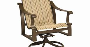 patio u0026 pergola swivel patio dining chairs and best swivel patio