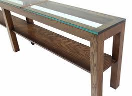 sofa table design narrow sofa tables astounding contemporary