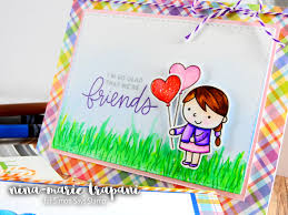 friendship cards friendship cards with simple supplies design