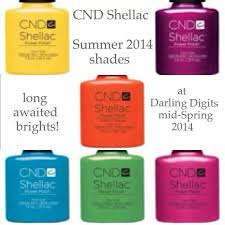 24 best cnd shellac colors images on pinterest shellac colors