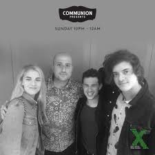 communion presents communion presents on radio x 18th june by communion presents on