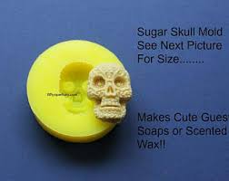 where to buy sugar skull molds skull mold etsy
