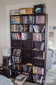 amazon black friday sales on box dvd series collections dvd organization how to fit a lot of movies into a small space