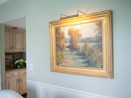 Dining Room Art Ideas Dining Room Designed For Art Kristie Barnett Hgtv