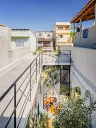 beauty on a budget in brazil low cost concrete block house