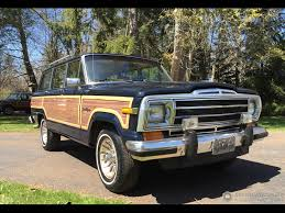 1987 jeep wagoneer interior 1987 jeep grand wagoneer grand wagoneer by classic gentleman