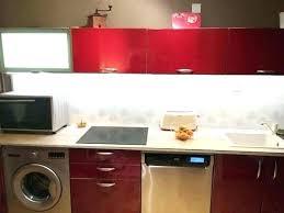 lumiere led pour cuisine eclairage led plan de travail cuisine eclairage led 3 spots cuisine
