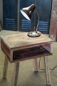 Pallet Furniture Side Table Best 25 Scandinavian Bedside Tables Ideas On Pinterest Retro