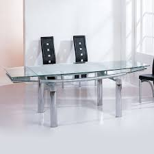 boat shaped extendable dining table 678 00 furniture store
