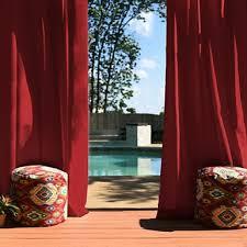 Best Outdoor Curtains Outdoor Curtains Kirklands