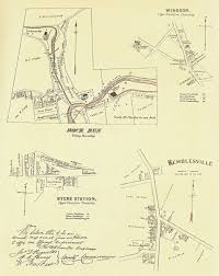 Windsor Colorado Map by Chester County Resources