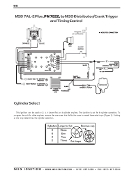 msd ignition wiring diagrams with accel distributor diagram