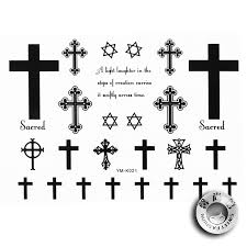 download tattoo simple cross designs danielhuscroft com