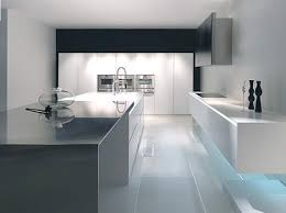 cuisine design moderne cuisines design top sleek and streamlined handleless kitchen island