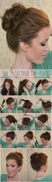 easy steps for hairstyles for medium length hair 17 easy diy tutorials for glamorous and cute hairstyle all for
