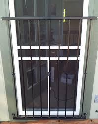 door design crafty ideas security bars for basement windows home