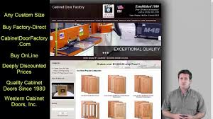 Custom Kitchen Cabinet Doors Online How To Replace Old Cabinet Doors With New Unfinished Kitchen