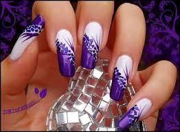 nail colors cool purple nail color purple design purple nail