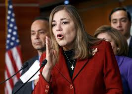 loretta sanchez implies racial bias after being snubbed by obama