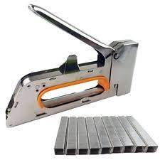 Electric Staple Gun For Upholstery Upholstery Staple Gun Ebay