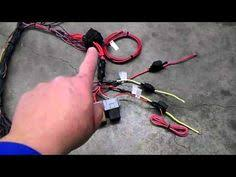 how to wire a relay for auto accessories jeeps pinterest