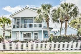 5 Bedroom Vacation Rentals In Florida Deja Blue Is A 5 Bedroom Destin Florida Beach Vacation House