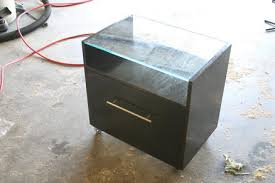 printer and file cabinet rolling printer stand file cabinet by tony mirabella inside designs