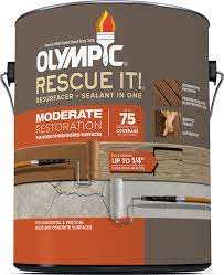 olympic rescue it moderate resurfacer sealant in one