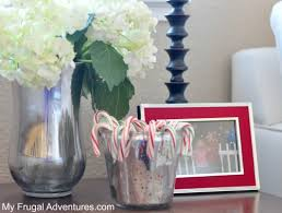 How To Make A Mercury Glass Vase How To Make Mercury Glass Easy Diy My Frugal Adventures