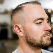 what hairstyles can be done with a bald spot in the top of head awesome 45 reserved hairstyles for balding men never restrict on