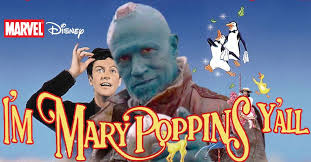 Mary Poppins Meme - of the galaxy fans are in love with a mary poppins meme