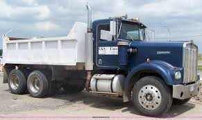 kenworth w900a 1977 kenworth w900a dump truck item 6013 sold august 31