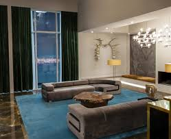 the living room inside christian grey u0027s apartment from 50 shades