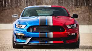 Blue And Black Mustang Mustang Monday U2013 Patriots Win Off The Throttle