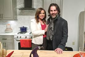 tv chef rachael ray moves out of the kitchen to cook up a