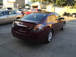 nissan altima 2016 burgundy used 2010 nissan altima 2 5 s sedan 7 690 00