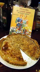 livre de cuisine suisse recette de flan suisse à la crème