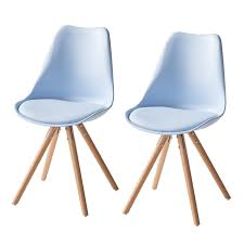 Esszimmerst Le Holzbeine Blau Esszimmerstühle Aus Holz Und Weitere Esszimmerstühle
