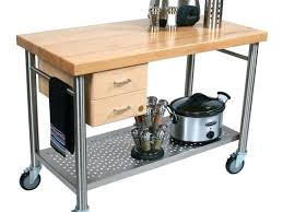 kitchen carts islands utility tables kitchen table kitchen utility table with one drawer stainless