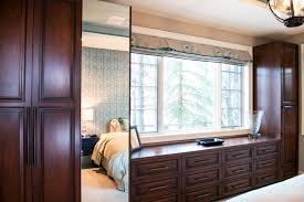 custom bedroom closet cabinetry villareal rasmussen