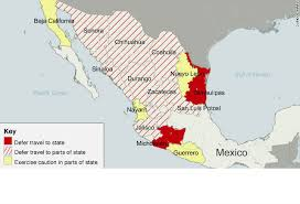 travel warnings images Travel warning issued for americans in mexico mexico daily news jpg