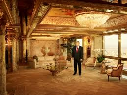 inside trumps penthouse donald trump time person of the year 2016